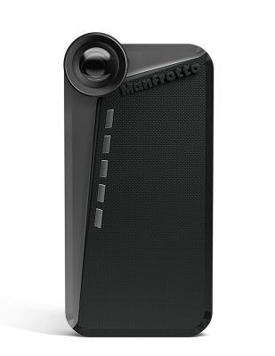 Manfrotto KLYP+ протектор за iPhone 6 + 3х телеобектив обектив