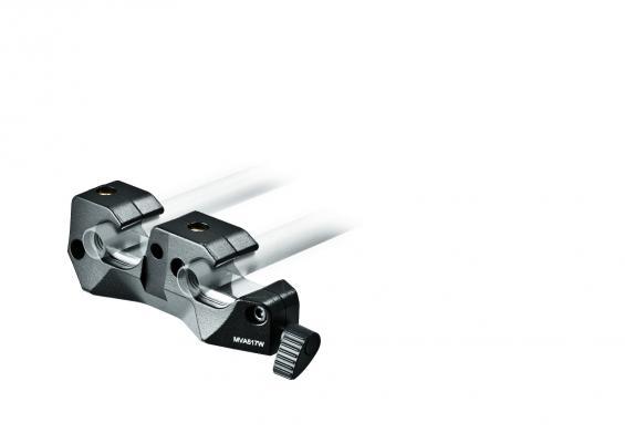 Manfrotto Sympla Мултифункционален адаптер за монтиране на 15мм тръби