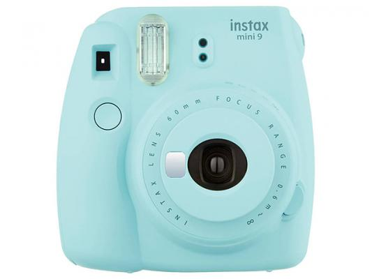 Моментален фотоапарат Fujifilm Instax Mini 9 Ice Blue