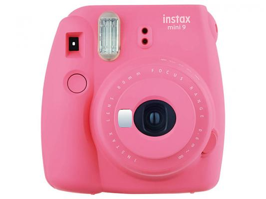 Моментален фотоапарат Fujifilm Instax Mini 9 Flamingo Pink
