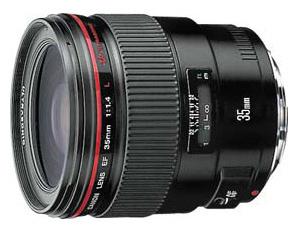 Обектив Canon EF 35mm f/1.4L
