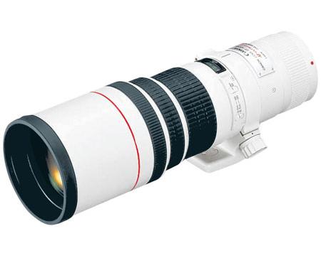 Обектив Canon EF 400mm f/5.6L USM