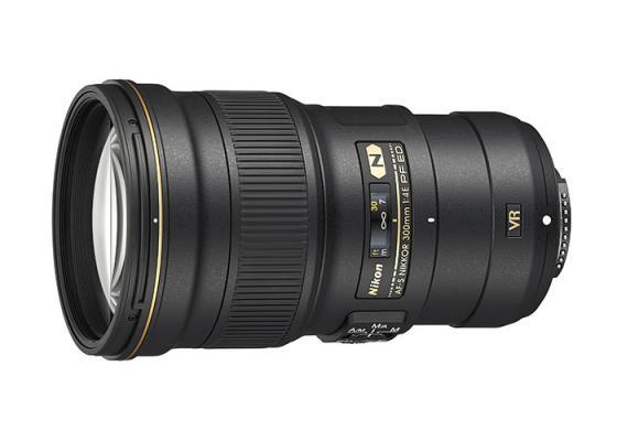 Обектив Nikon AF-S Nikkor 300mm f/4E PF ED VR