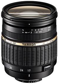 Обектив Tamron SP AF 17-50mm F/2.8 XR Di II LD Aspherical (IF) за Canon
