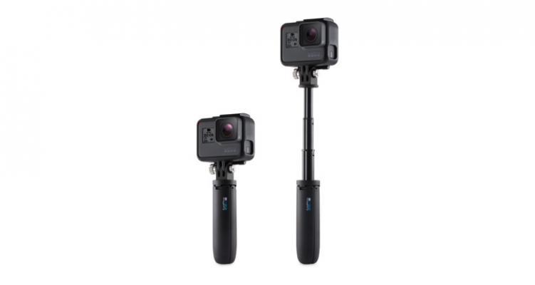 Комплект адаптер за статив и стик GoPro Shorty
