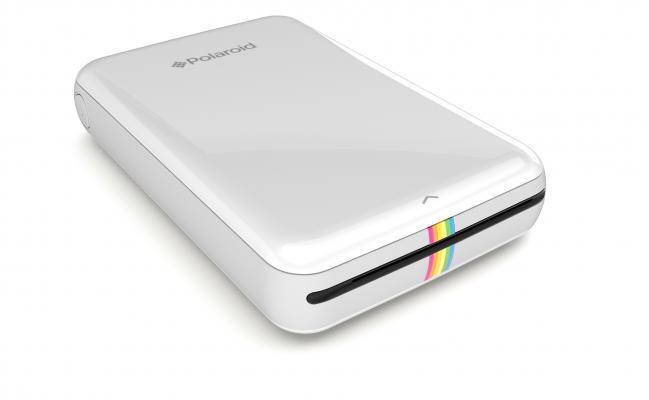 Мобилен принтер Polaroid ZIP White