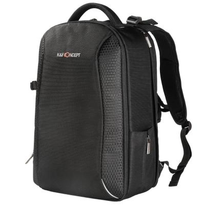 Фотораница KF Concept Classic Camera Backpack M Black