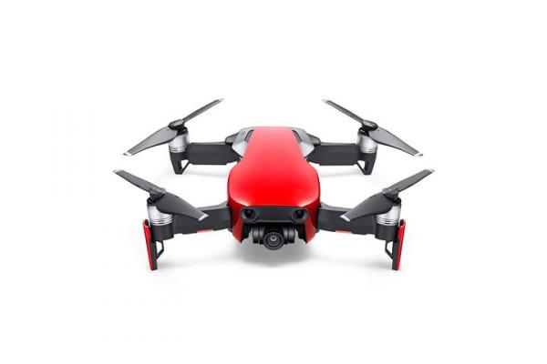 Дрон (квадрокоптер) DJI Mavic Air Flame Red