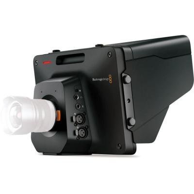 Кинокамера Blackmagic Studio Camera 4K 2 - студийна камера без вградена батерия