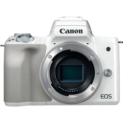 Фотоапарат Canon EOS M50 White Тяло
