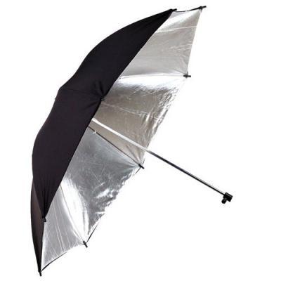 Отражателен чадър Phottix Silver 84cm