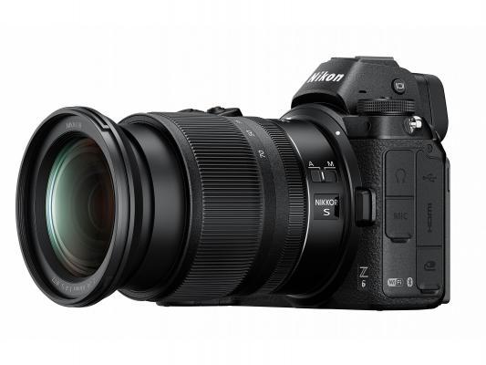 Фотоапарат Nikon Z6 тяло + Обектив Nikkor Z 24-70mm f/4 S + преходник Nikon FTZ + Карта памет Nikon XQD 64GB - 440MB/s