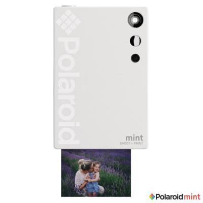 Фотоапарат Polaroid Mint - Бял