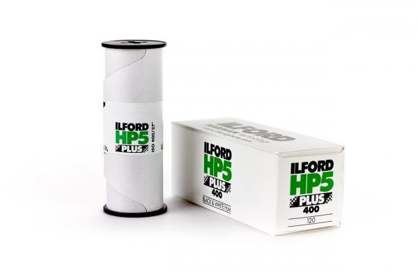 Филм ILFORD HP5 Plus 120 (ISO 400)
