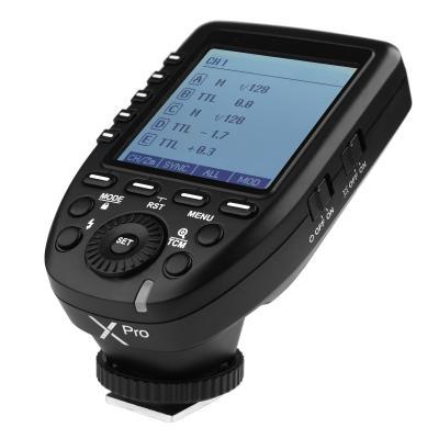 TTL Радиосинхронизатор Godox Xpro-F - предавател за Fujifilm