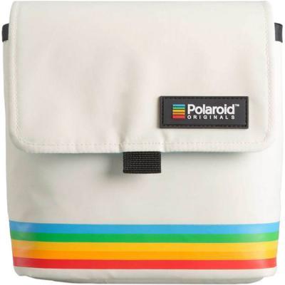 Чанта Polaroid Originals - Box Camera Bag - Бяла