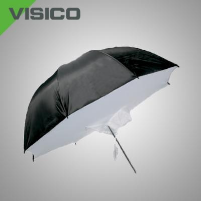 Бял отражателен бокс-чадър Visico UB-010 100 см