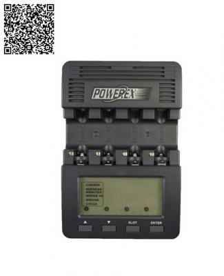 Зарядно устройство Maha/Powerex MH-C9000 + Адаптер за автомобил Maha / Powerex MHS-DCO за C9000 (12V)