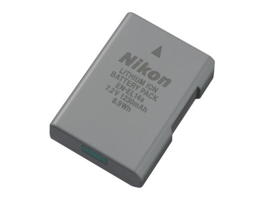 Батерия Li-Ion Nikon EN-EL14a (Bulk)