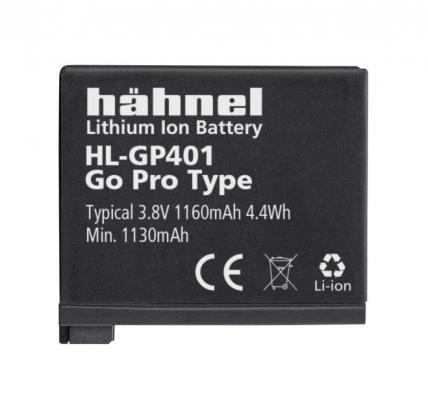 Батерия Hahnel Li-Ion HL-GP401 (заместител на GoPro AHDBT-401)