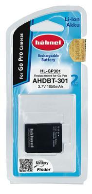 Батерия Hahnel Li-Ion HL-GP301 (заместител на GoPro AHDBT-301)