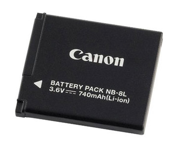 Батерия Li-Ion Canon NB-8L