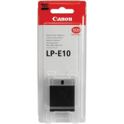 Батерия Li-Ion Canon LP-E10