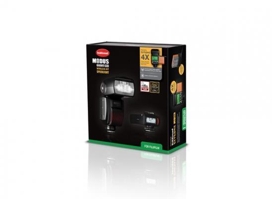 Светкавица Hahnel MODUS 600RT MK II Wireless Kit за Fujifilm