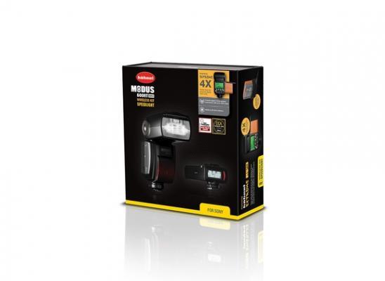 Светкавица Hahnel MODUS 600RT MK II Wireless Kit за Sony