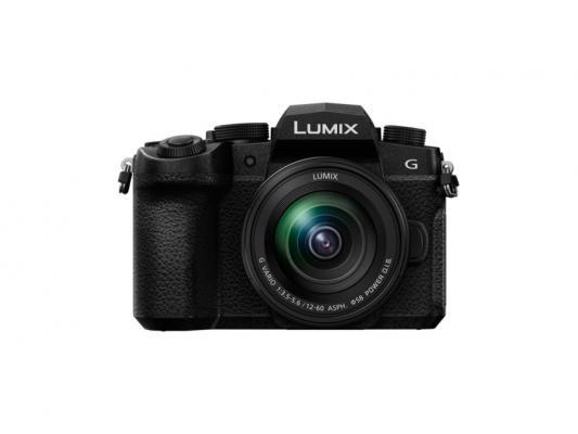 Фотоапарат Panasonic Lumix DC-G90 + Обектив 14-140mm f/3.5-5.6