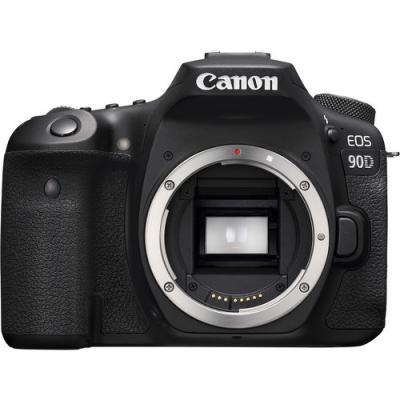 Фотоапарат Canon EOS 90D тяло + Обектив Tokina atx-i 100mm f/2.8 FF Macro за Canon + Обектив Tokina ATR-X Pro 11-20mm F/2.8 DX Canon