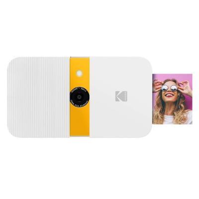 Фотоапарат Kodak Smile - Бял