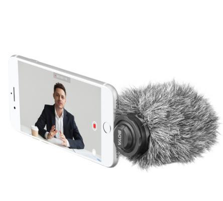 Микрофон Boya BY-DM200 за iPhone