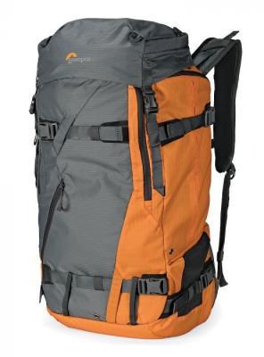 Фотораница Lowepro Powder Backpack 500AW Grey/Orange