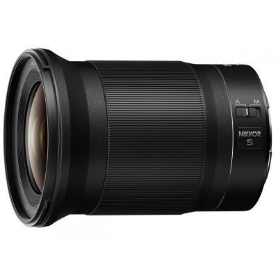 Обектив Nikon NIKKOR Z 20mm f/1.8 S