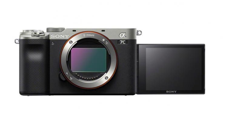 Фотоапарат Sony A7C Body Silver