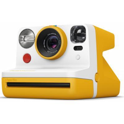 Моментален фотоапарат Polaroid Now Yellow