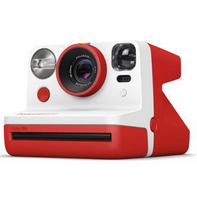 Моментален фотоапарат Polaroid Now Red