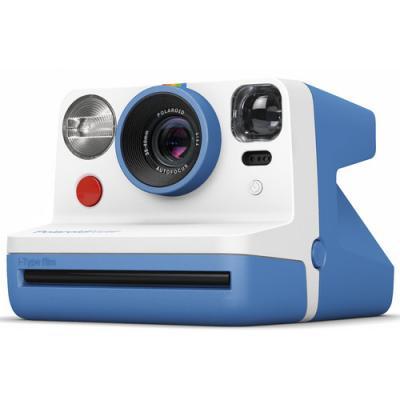 Моментален фотоапарат Polaroid Now Blue