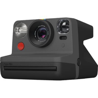 Моментален фотоапарат Polaroid Now Black