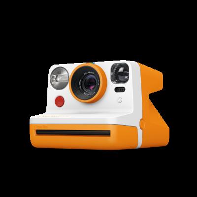 Моментален фотоапарат Polaroid Now Orange