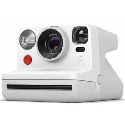 Моментален фотоапарат Polaroid Now White