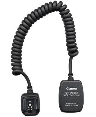 Canon Off Camera Shoe Cord 3 (OC-E3)