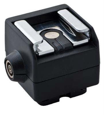 Адаптер за светкавица Dynaphos Hot Shoe/PC