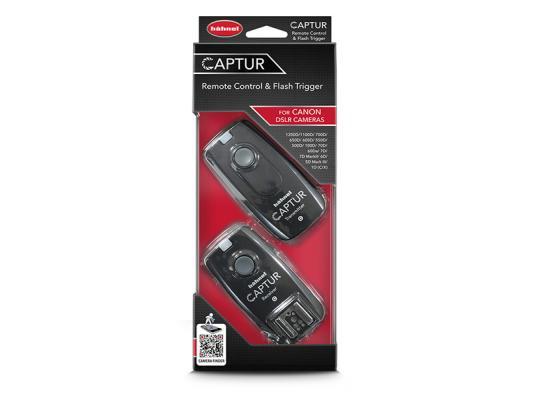 Комплект дистанционно управление и синхронизатор Hahnel Captur за Canon