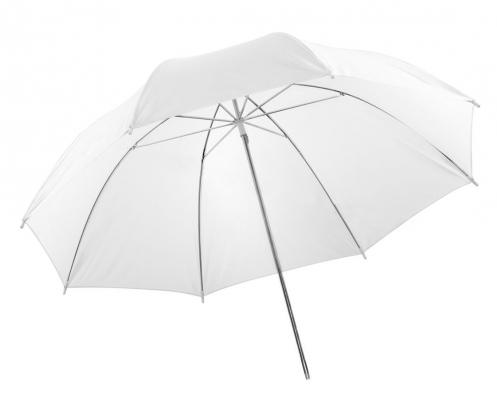 Бял дифузен чадър Dynaphos 85см