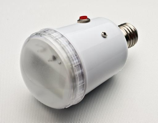 Компактна светкавица на фасунга 45W (Dynaphos)