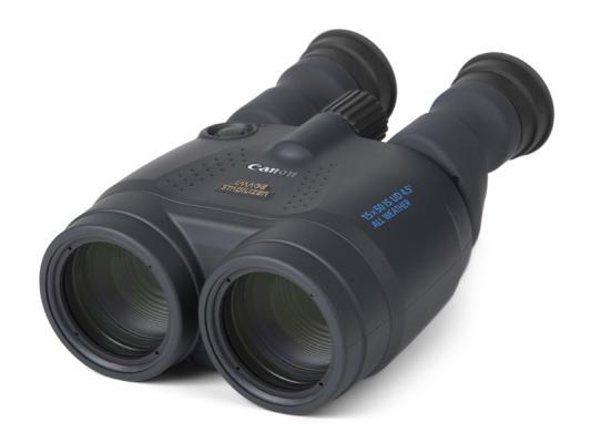 Бинокъл Canon 15x50 IS WP