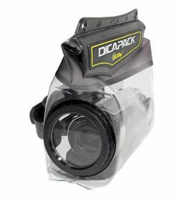 Калъф за подводно снимане DiCAPac WP-D20