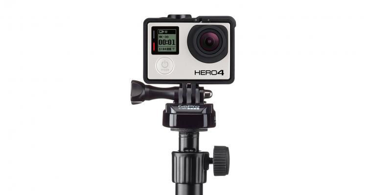 Адаптер GoPro Mic Stand Mount